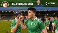 Dalo's Hurling Show: Limerick reap what they sow, Mattie Kenny's own stamp, fake crowds out of step