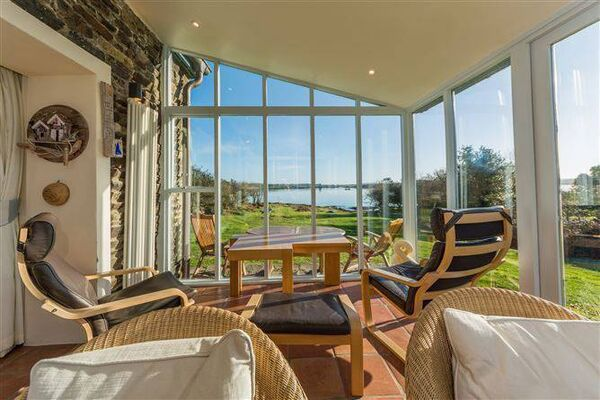 View from Foilnamuck Ballydehob holiday home bought October 2020 by actor Saoirse Ronan for c €800,000