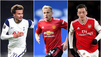 Life on the edge – five Premier League stars made to wait for a chance to shine