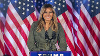 Election 2020 Melania Trump