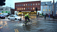 Further flooding fears for Cork as Met Éireann issues yellow rainfall warning