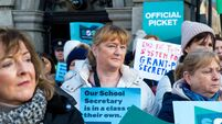 Agreement reached to improve pay for school secretaries and caretakers