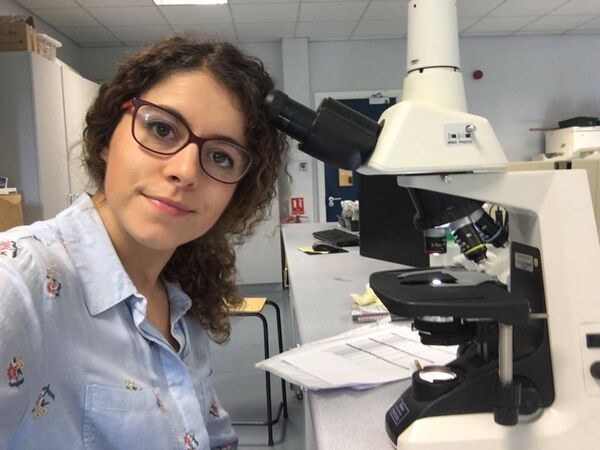 UCC Environmental Scientist Dr Alicia Mateos-Cárdenas