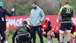 Andy Farrell: 'No point in Ireland scoring four tries to France's six'