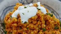 Quick and easy dinner: Derval O'Rourke's recipe for delicious Indian dahl