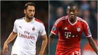 Man United consider Calhanoglu; Liverpool after Alaba: Football rumours from the media