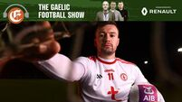The Gaelic Football Show: 'Week before championship is heaven for a footballer'
