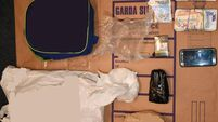 Four arrested as Louth gardaí seize cocaine and cash