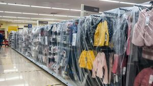 Niamh Lynch: In this strange dimension, infant clothing is contraband