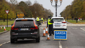 Compliance with Level 5 Covid restrictions 'very high' says Gardaí