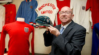 Nobby Stiles File Photo