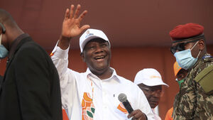 Ivory Coast votes for president amid opposition boycott