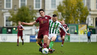 Bray Wanderers v Galway United - SSE Airtricity League First Division