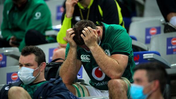 Heartbreak for Ireland as Paris loss hands England Six Nations title
