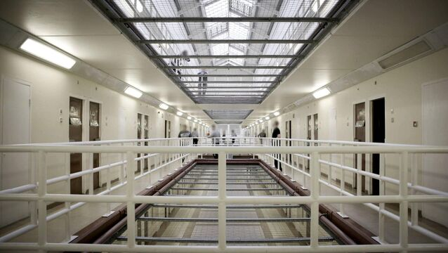 <p>Midlands prison, where 5 inmates have tested positive for Covid-19. </p>