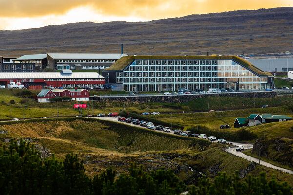 Hilton Garden Inn Faroe Gardens