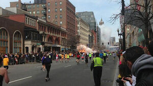 Silence to mark week since Boston bombings