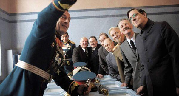 La morte di Stalin con Michael Palin e Steve Buscemi