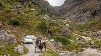 Has Kerry's famous Gap of Dunloe become too popular?