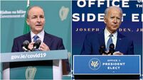 Taoiseach holds first phonecall with US President-elect Joe Biden