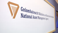 FILE PHOTO End of Year Review 2019 from NAMA reveals 2 billion euro to be given to Exchequer END