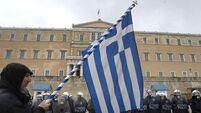 Teachers' strike banned by Greek government