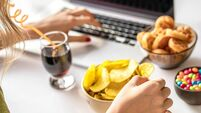 How to avoid mindless snacking when you're working from home