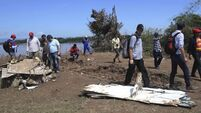 Experts search for lost plane in Laos