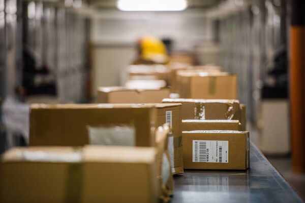 The shipping process involved in delivering Black Friday packages leaves a massive impact on the environment. Picture: iStock