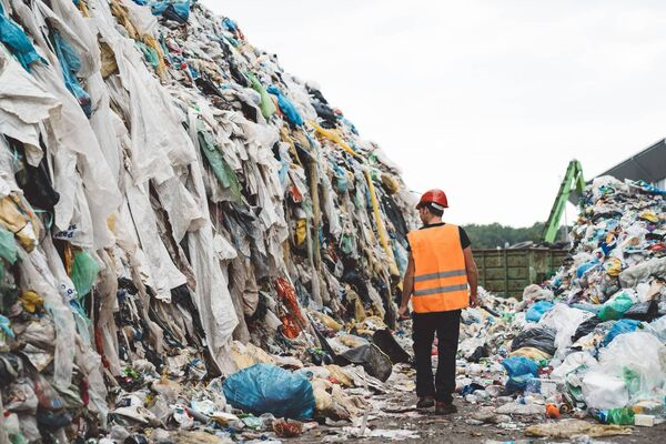 60% of the clothing produced by fast-fashion companies will end up in a landfill within the next year. Picture: iStock
