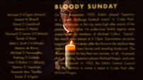 GAA encourages candle lighting for Centenary of Bloody Sunday