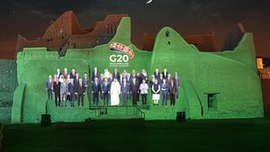 G20 leaders urge support for global Covid-19 vaccine access at summit