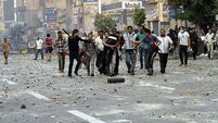More than 50 die in Egyptian street clashes