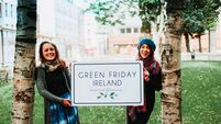 Shoppers urged to consider Irish businesses on 'Green Friday'