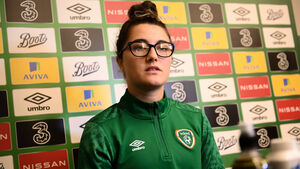 Celtic's Keeva Keenan says Ireland need to produce the spectacular against Germany