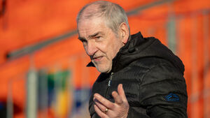 Mickey Harte appointed Louth football manager