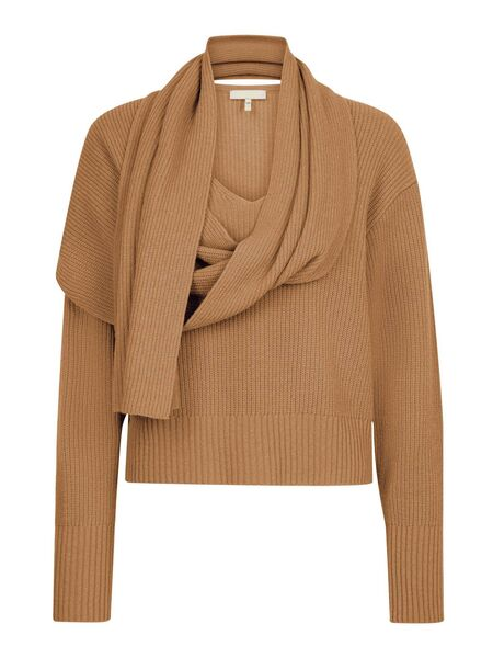 Camel SWEATER, €255, Knitss