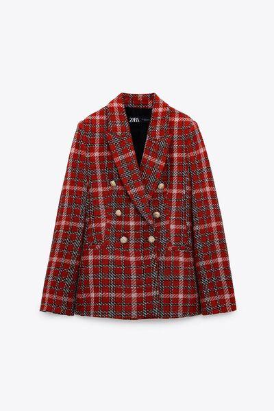 Blazer,€59.95, Zara