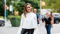 Street Style - New York Fashion Week September 2019 - Day 5