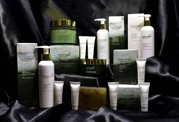 Go green this Black Friday with Green Angel's handmade beauty products.