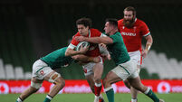 Ireland v Wales - Autumn Nations Cup - Aviva Stadium