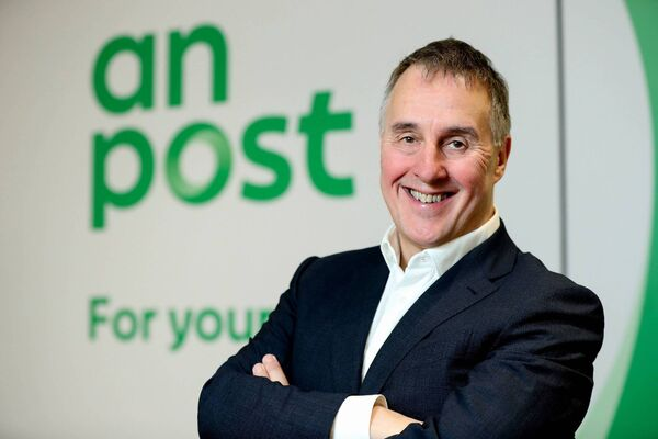 An Post CEO David McRedmond said staff are working around the clock to deliver parcels and cards to customers speedily.