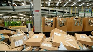 Christmas and Covid-19 driving 230% increase in parcels