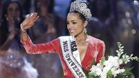 Miss Universe in hot water over fashion shoot