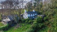 Gardens, farmhouse,  outbuildings and polytunnel for the West Cork good life at €275k