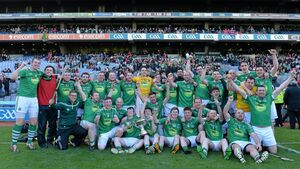 Fermanagh hurlers relishing time in the limelight