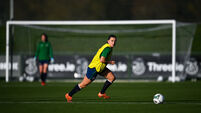 Republic of Ireland Women Training Session