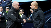 Manchester City v Burnley - Premier League - Etihad Stadium