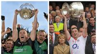 Paul Kerrigan's career with Cork and Nemo Rangers in pictures
