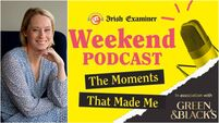 Listen to our new Weekend podcast, with our guest, Derval O'Rourke